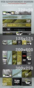 web advertisement banner photoshop templates on behance