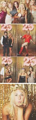 vintage decor clic: glitter photobooth awesome sweet  party ideas for girls