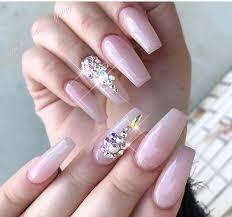 <b>Newest Acrylic</b> Nail Designs Ideas <b>2019</b> | Latest nail designs, Nail ...