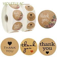 500pcs/1 Roll Cookie Bags Box Cards Paper Wedding Decor <b>Kraft</b> ...