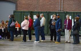 Image result for low voter turnout 2016