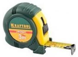 Купить <b>Рулетка KRAFTOOL Nylon</b>, 3 м, 19 мм (34122-03-19_z01 ...