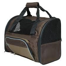 <b>Рюкзак</b>-<b>переноска Trixie Shiva</b> для собак, нейлон, 41х30х21 см ...