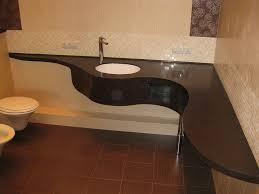Столешницы для ванной: для раковины из искусственного камня ...