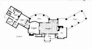 THE DOWNEAST DILETTANTE  A BUSH ON THE POINT IS WORTH TWO IN THE    The floor plan reveals precious few bathrooms for the family and servants for a relatively large house  even in that less plumbing centric era
