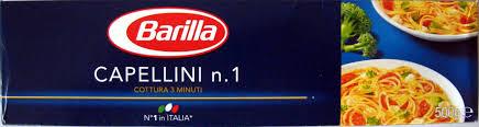 capellini n barilla g capellini n 1 product
