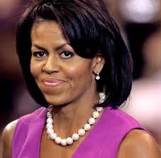 Michelle Obama Wallpaper - Michelle-Obama-2013