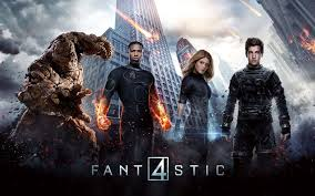 Image result for fantastic four 2015 movie poster