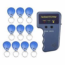 Generic <b>Handheld 125KHz RFID Copier</b>/Writer/Readers/Duplicator ...