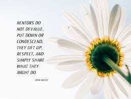 mentors cannot give what they do not have gentle teaching mentors cannot give what they do not have