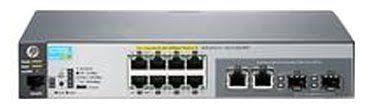 <b>Коммутатор HP 2530-8-PoE+ J9780A</b> купить с доставкой по ...