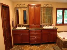painted oak mirror frame classic bathroom traditional bathroom cabinet antique framed mirrors light painted wall