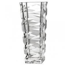 """<b>Ваза</b> """"<b>Zig</b> Zag"""" (Зиг Заг) 33 см, из хрусталя <b>Crystal Bohemia</b> купить ..."""