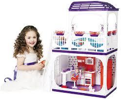 "<b>Дом</b> для <b>кукол Огонек</b> ""Конфетти"" — купить в интернет-магазине ..."
