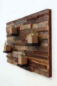 chic large wall decorations living room: reclaimed wood wall art xx by carpentercraig on etsy