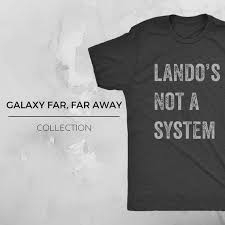 MAN <b>Star</b> Wars Inspired <b>T</b>-<b>Shirt Lando Calrissian Star</b> Wars | Etsy