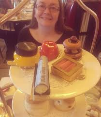 <b>Bobbi Brown Afternoon Tea</b> at @balthazarldn with this little one ...