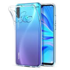 Купить Силиконовый <b>чехол</b> для <b>Huawei</b> P30 Lite <b>Skinbox</b> Slim ...