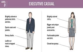 dress for success the following is the suit tie look men could play different tie colors and patterned suits women also can wear bright colors