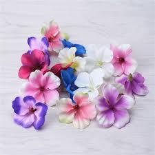 <b>10pcs</b> 4/<b>9cm</b> Foam Hawaii Beach Flowers For Wedding Party ...