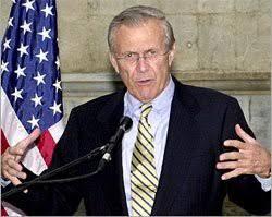Call to dismiss key Pentagon men | News | Al Jazeera
