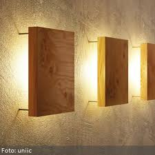 wonderful way to light up your home wooden wall lamp tolle idee bedroom wall lighting ideas