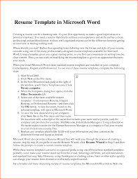 steps to creating a resume how to make a resume sample resumes wikihow microsoft resume template modern resume