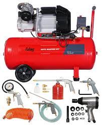 <b>Компрессор</b> масляный <b>Fubag Auto Master</b> Kit, 50 л, 2.2 кВт ...