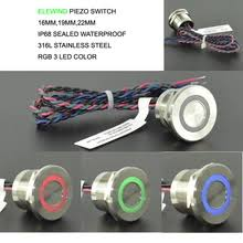 Buy 22mm <b>illuminated</b> push button and get free shipping on ...