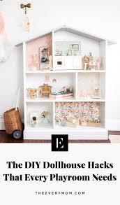 <b>DIY Dollhouse</b> Hacks That Every Playroom Needs | The Everymom