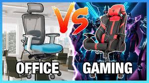 """Don't Buy a """"<b>Gaming Chair</b>"""" - <b>Office</b> Chair vs. <b>Gaming Chair</b> Round ..."""