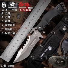 Han Tao Trident Outdoor <b>Special Warfare</b> Tactical <b>High Hardness</b> ...