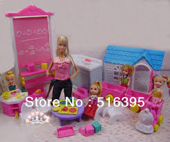 barbie furniture and accessories 2 barbie doll house furniture sets