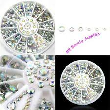 Acrylic <b>Shiny</b> Nail Art Gems for sale   eBay
