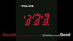<b>The Police</b> - Invisible Sun - Album <b>Ghost</b> In The Machine 1981 ...