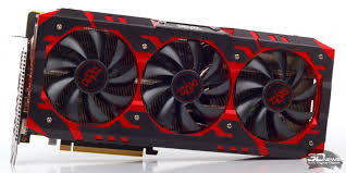Обзор <b>видеокарты PowerColor Radeon RX</b> Vega 56 Red Devil ...