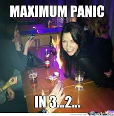 Panic Memes. Best Collection of Funny Panic Pictures via Relatably.com