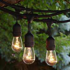 string lights for patio backyard and party tents or building lighting backyard string lighting
