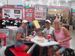 s v espiritu diary of a wimpy cruiser 2016 we made a costco run bret and marne of leahona which involved a long bus ride and a mile walk in the midday sun