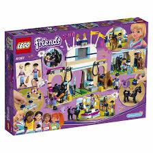 <b>Конструктор LEGO Friends</b> 41367 <b>Соревнования</b> по конкуру ...