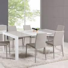 extendable dining table set: chintaly gina  piece extendable dining table set dining table sets at hayneedle