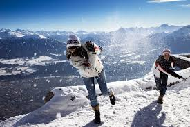 Image result for Winter tourism  images