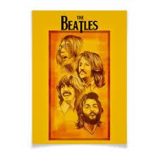 "Плакаты c красивыми принтами ""<b>the</b> beatles"" - <b>Printio</b>"