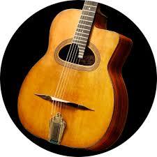 Order now: Model Antique <b>D</b>-<b>Hole Selmer</b> replica   Eimers Guitars