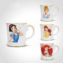 <b>420 мл</b> Дисней Принцесса мультфильм керамическая <b>чашка</b> для ...