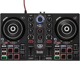 Купить <b>DJ</b>-<b>контроллер Hercules DJ</b> Control Inpulse 200 по ...