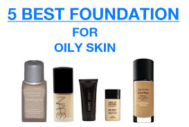 best makeup foundation for oily acne skin