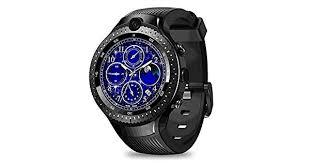 <b>Zeblaze Thor 4 Dual</b> Smart Watch, Layopo 4G Dual 5.0MP Camera ...