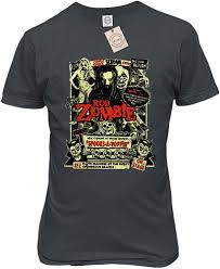 Horror Movie <b>Novelty</b> Tee Zombie Dead Return Men's <b>T</b>-<b>Shirt</b>