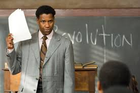 democratic socialists the professor i recently watched denzel washington in the great debaters